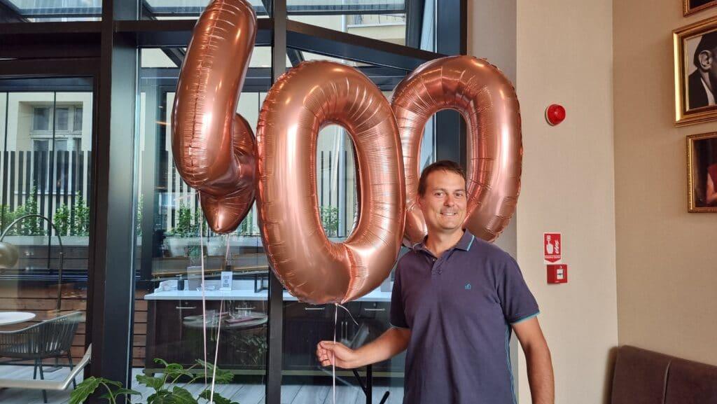 400 Employees in Bulgaria!