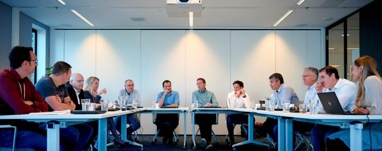 Strypes meeting @ ICT Group Eindhoven